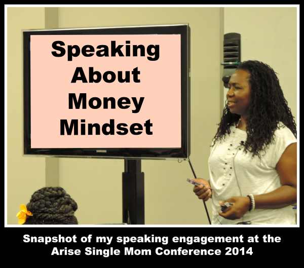 Speaking About Money Mindset
