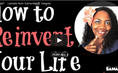 6.5 Steps for Reinventing Your Life