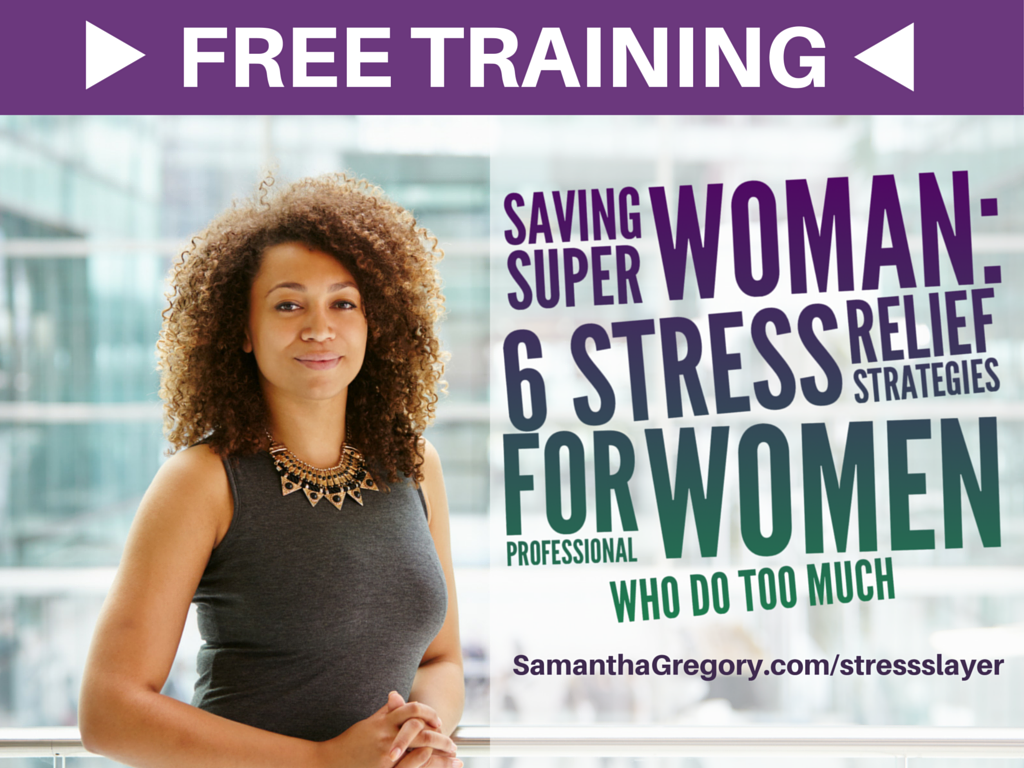 Free stress management training for women
