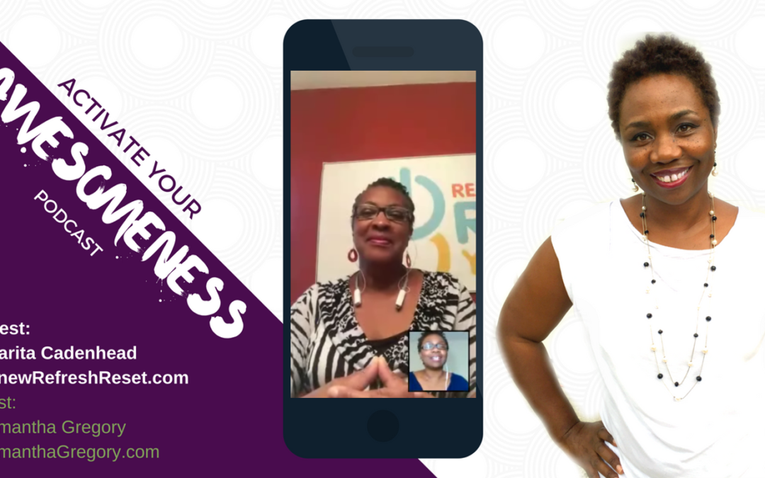 Activate Your Awesomeness Podcast Charita Cadenhead