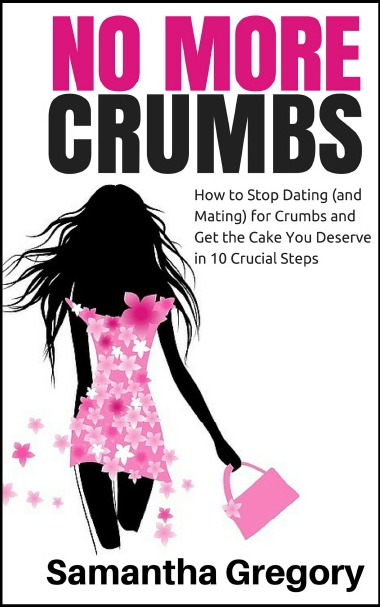 No More Crumbs Dating book for emotional recovery